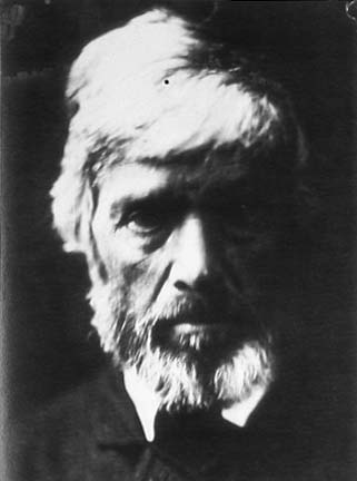 Portrait of Thomas Carlyle