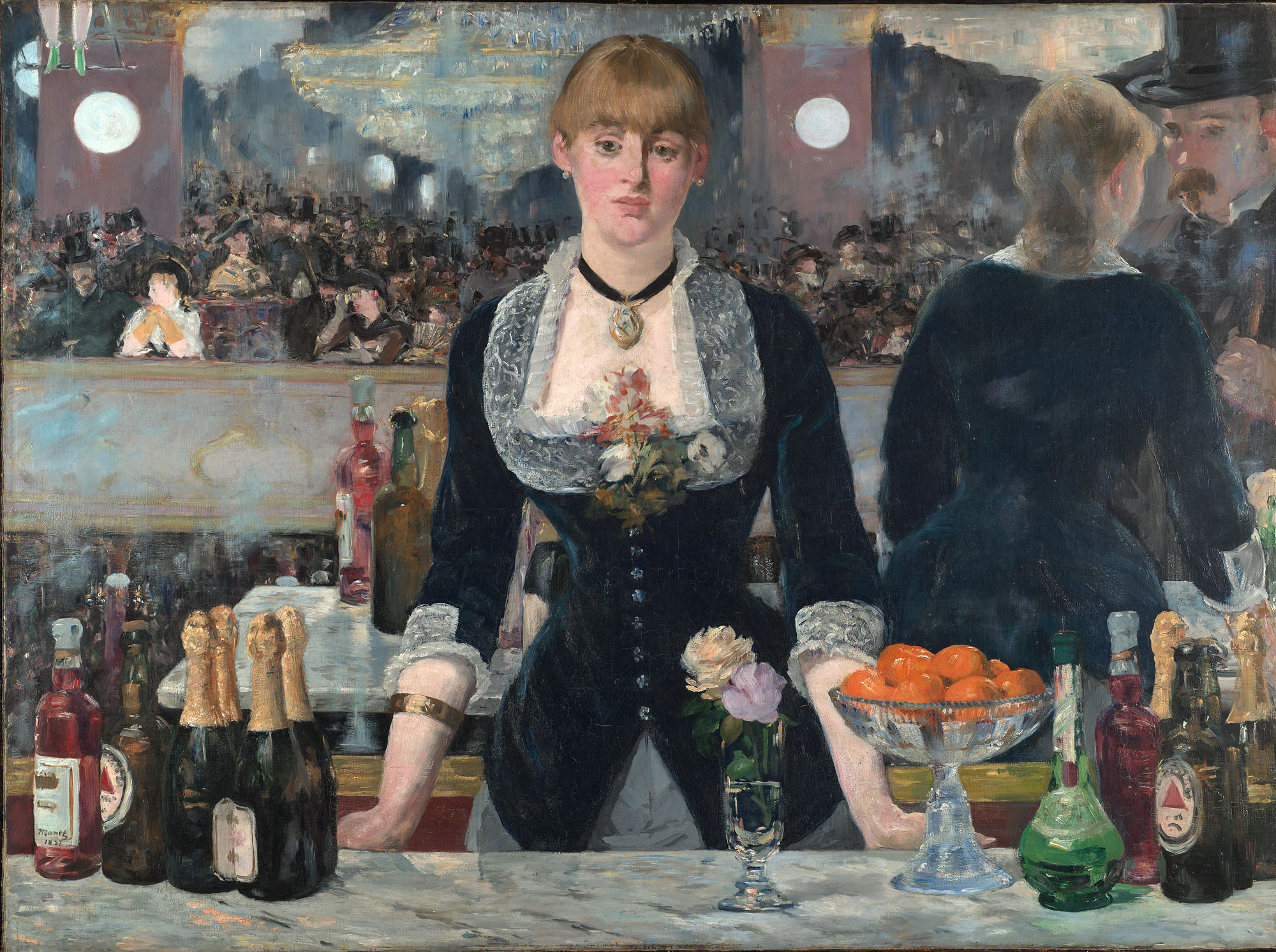 A Bar at the Folies-Bergere