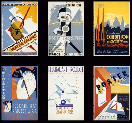 WPA Posters