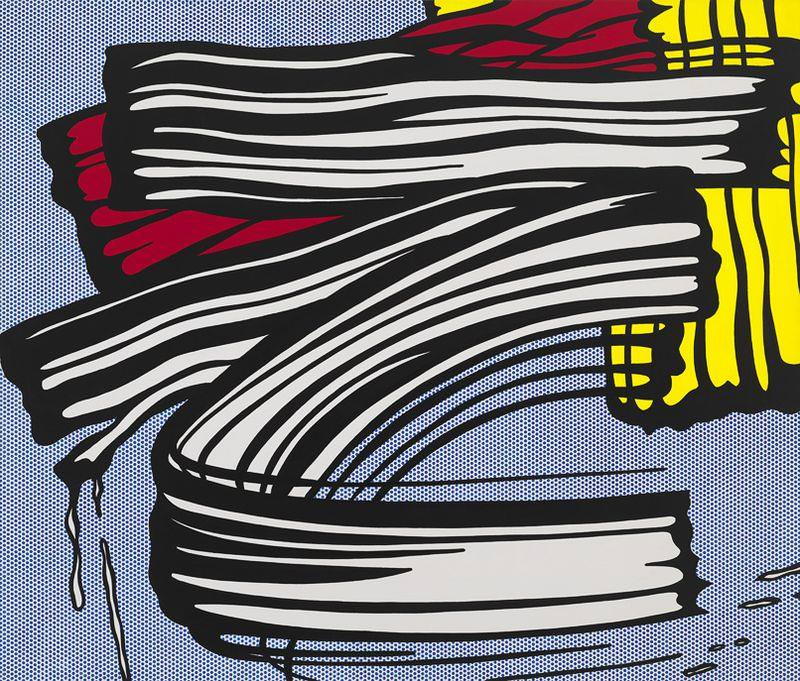Lichtenstein, Little Big Painting