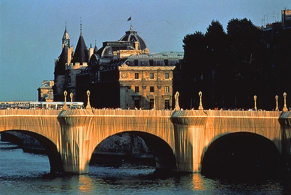 Pont Neuf Wrapped