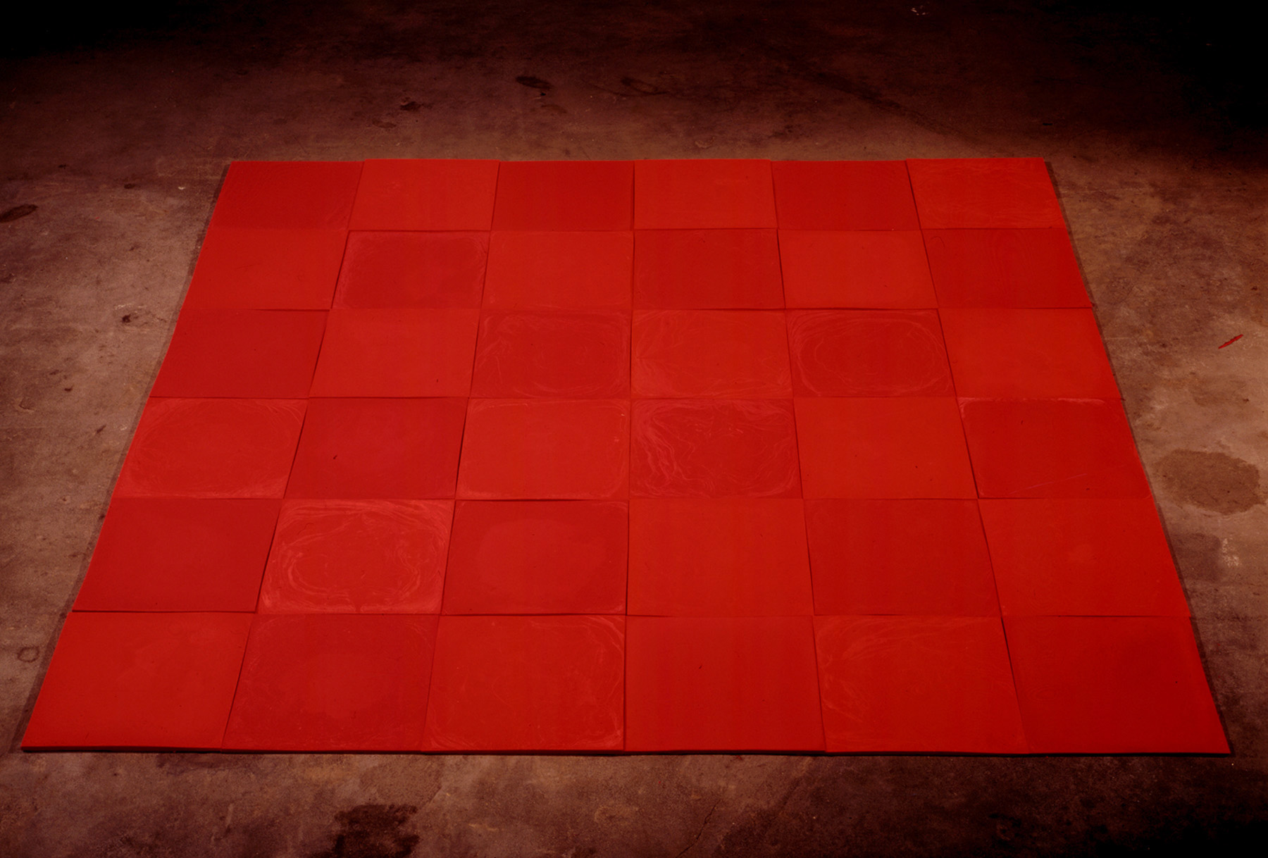 Homage to Carl Andre
