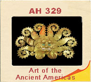 AH 329 Art of the Ancient Americas