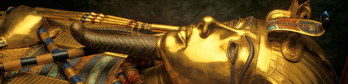 King Tut's Coffin Mask