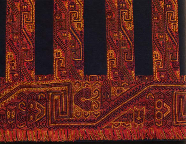 Linear Style Textile