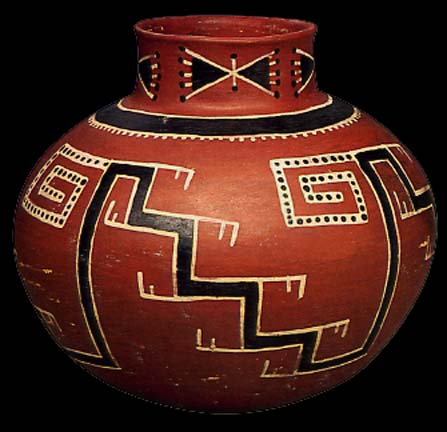 White Mountain Red Ware