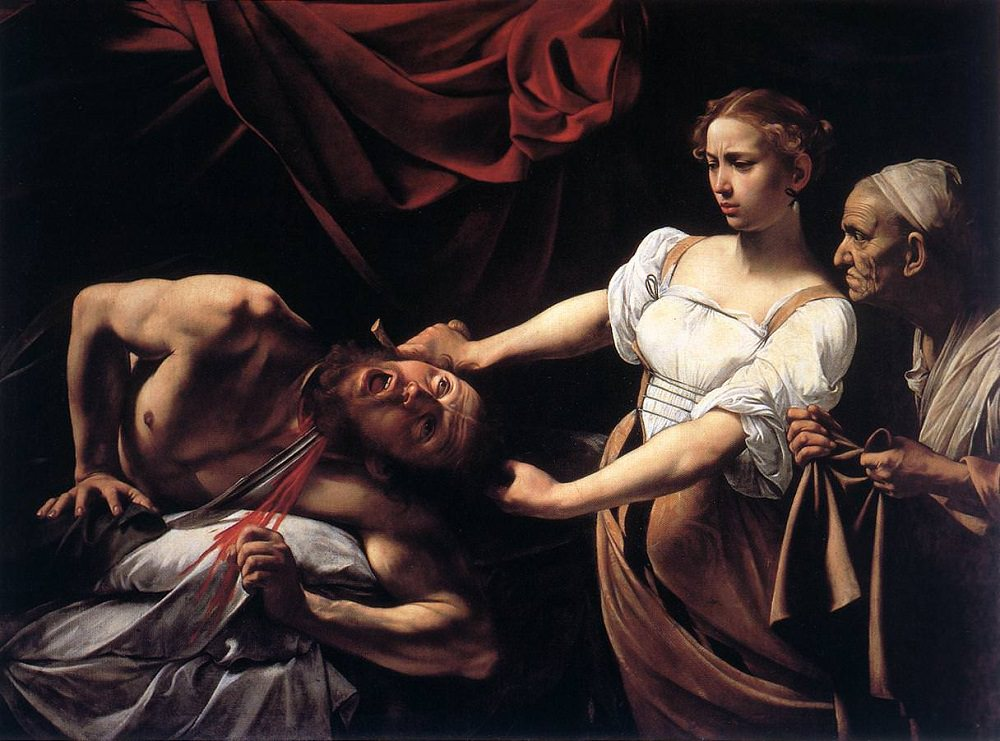 Judith Slaying Holofernes
