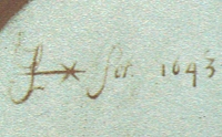 Leyster's Signature