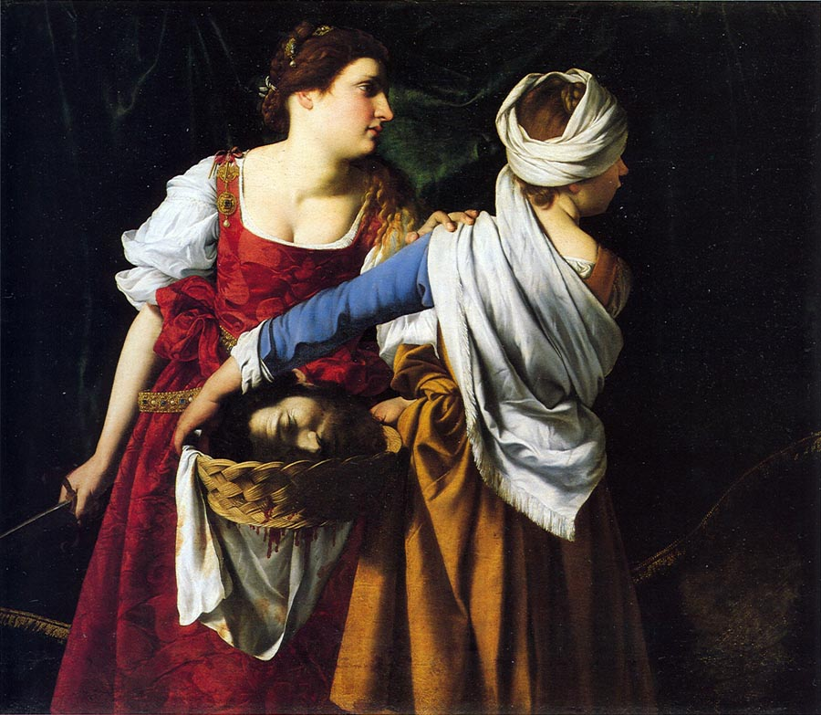Judith and Maidservant