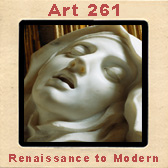 Art 261 Renaissance to Modern Art