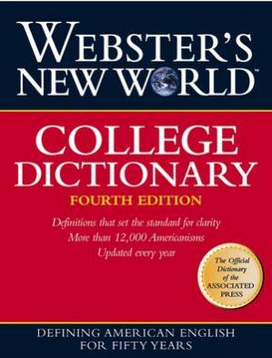 College Dictionary