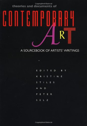Theories and Documents of Art