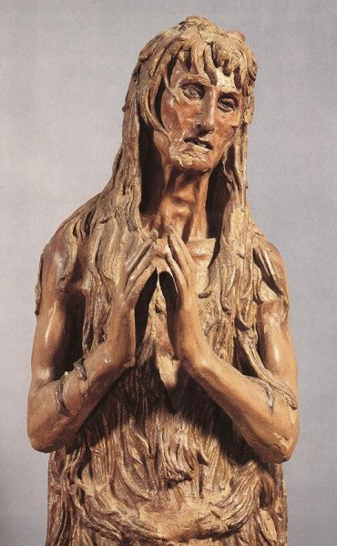 Mary Magdalen close up