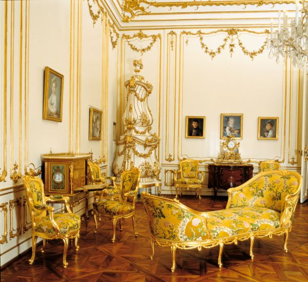 The Yellow Salon